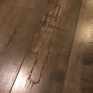 *FREE* long gold necklace